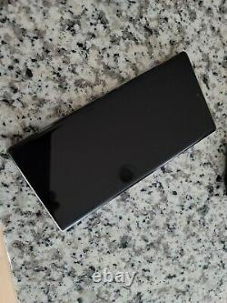 Samsung Galaxy Note 10+ Plus 5g 256 Go Original Box Verizon Excellent État