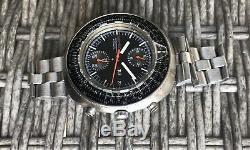 Seiko 6138 7000 Pilot Original Excellent État