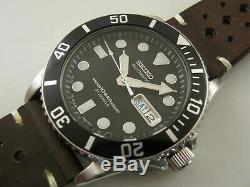 Seiko Skx031 7s26-0040 10bar Automatique Date De Plongeur D'origine Excellent Etat