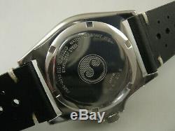 Seiko Skx033 7s26-0040 10bar Automatique Date De Plongeur D'origine Excellent Etat