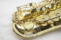 Selmer Paris Series II Saxophone Alto, Excellent État Avec Col Original