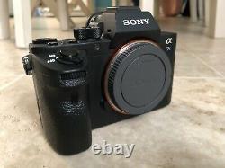 Sony Alpha A7s Ii, 3 Batteries, Chargeur, Boîte D'origine, Excellent État