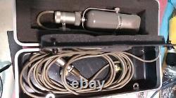 Sony Microphone C37p Excellent État Original Box And Cable Sony Microphone C37p Excellent État Original Box And Cable Sony Microphone C37p Excellent État Original Box And Cable Sony Microphone