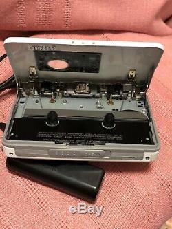Sony Wm-ex615 Walkman, Excellent État, Les Sons Dans L'état Original De Sony