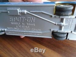 Spot-on 1961 Mulliner Coach Avec Original Box 156 No De Excellent Etat