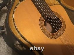 Takamine E-30 Rosewood Japon 1989 En Excellent État & Original Hard Case