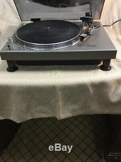 Technics Sl1200 Platines # 2 Rare The Original Mk1 En Excellent État