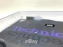 Technics Sl-1200 Mk3 Platine En Excellent État Avec Boîte Originale