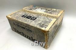 Technics Sl-1200 Mk3ds En Excellent État Avec Boîte Originale