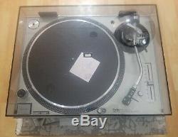 Technics Sl-1200 Mk5 Dj Turntable Avec La Boîte Originale En Excellent État