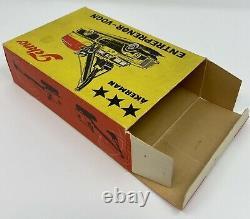 Tekno No. 863 Akerman Entreprenør-vogn Dans Original Box Excellent Condition