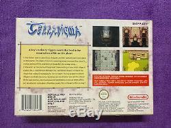 Terranigma Super Nintendo Snes Dans La Boîte Originale Rare Excellent Etat Cib