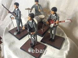 The Beatles 1991 Apple Corp Hamilton Band Withinstruments Excellent Condition