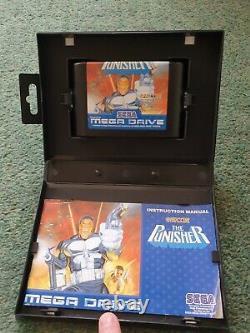 The Punisher Sega Mega Drive Original Excellent État Testé