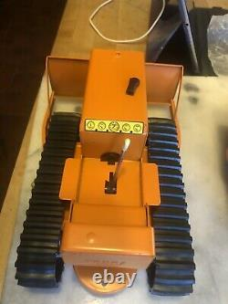 Tonka 524 Dozer Packer Excellent État Dans La Boîte D'origine