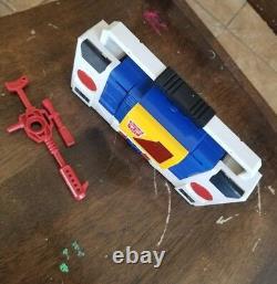 Transformers Autobot G1twincast Original Rare Vintage, Excellent État