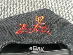 U2 Tournée Zoo Tv Baseball Cap (royaume-uni 1991 Baseball En Excellent État!)