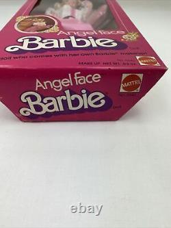 Vintage 1982 Angel Face Barbie #5640 Nrfb Excellent État (a1)