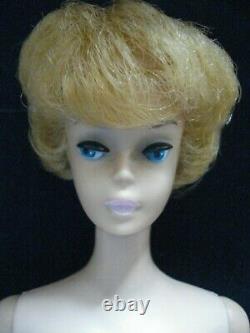 Vintage Barbie 1961 White Ginger Bubble Cut Excellent État Propriétaire D'origine