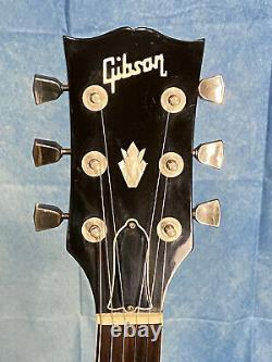 Vintage Gibson Es-335td 1979 Noyer Excellent État! Étui Original