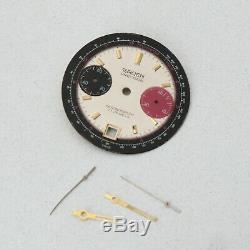 Vintage Gruen Valjoux 7734 Chronographe Cadran Excellent État D'origine
