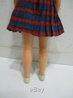 Vintage Idéal Pepper Patti Doll Original Outfit Excellent État