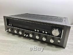 Vintage Kenwood Récepteur Stéréo Kr-6060 Modèle Original Excellent État