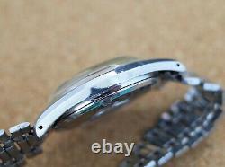 Vintage Mens Certina Ds Automatique Avec Bracelet Toutes Les Conditions Excelent D'origine
