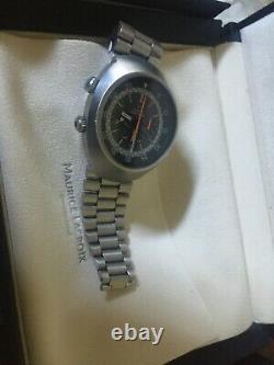 Vintage Omega Flightmaster Avec Bracelet. Référence 145.026. Excellent État