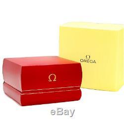 Vintage Omega Watch Box Seamaste1970 Boîte Originale Et Extérieure Excellent État