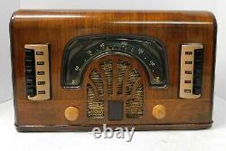 Vintage Original 1942 Zenith 6r631 Radio De Table Excellent État. Boomerang