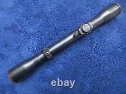 Vintage Original Allemand Gerard Landlicht 23 Rifle Scope Excellent État