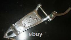 Vintage Original Circa Années 1970 Bigsby Tremolo Tailpiece Excellent État! Belle