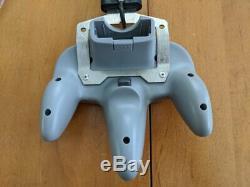 Vintage Original Nintendo N64 Kiosk Demo Controller Arm Excellente Forme
