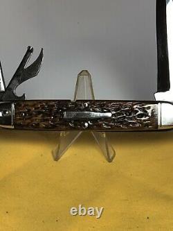 Vintage Remington Bullet Knife R4243 1920-1930s Very Nice Excellent État