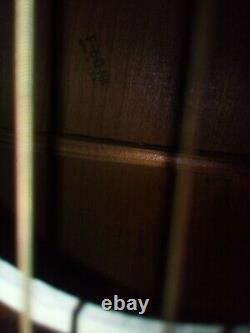 Vintage Stella Parlor Guitar 1960 Toutes Les Conditions Excellentes Original