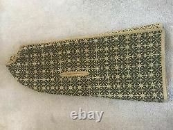 Vintage Welsh Wool Reversable Cape Excellent État 22 Épaule 39 Longueur