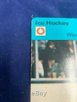 Wayne Gretzky 1979 Carte # 77 Sportscaster En Excellent État
