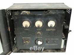 Western Electric 46e Amplificateur Tous Stock & Original Excellent Etat