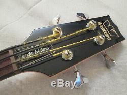 Westone Tonnerre 1a Guitare Basse Fretless Originale Excellent État