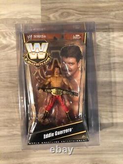 Wwe Elite Legends Series 6 Eddie Guerrero Avec Défenseur Nouveau Excellent État