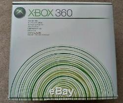 Xbox 360 D'origine Japonaise Console Complète Excellent État Boxed